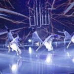 Arabs Got Talent Sima twirls