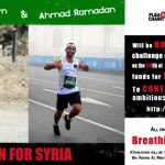 Run for Syria Flea4Charity Campaign