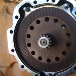 580SK brake disc