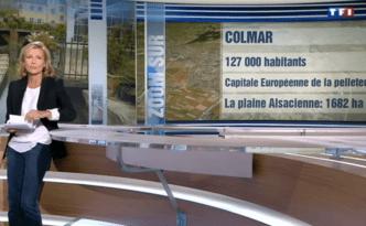 Zoom sur Colmar - JT 13h TF1