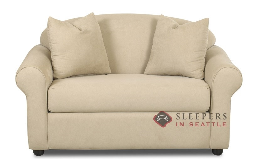 Customize And Personalize Chicago Chair Fabric Sofa By