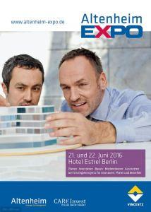 Programm Altenheim EXPO