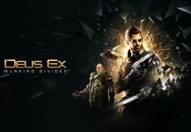 Gagnez le jeu du mois de septembre : Deus Ex: Mankind Divided