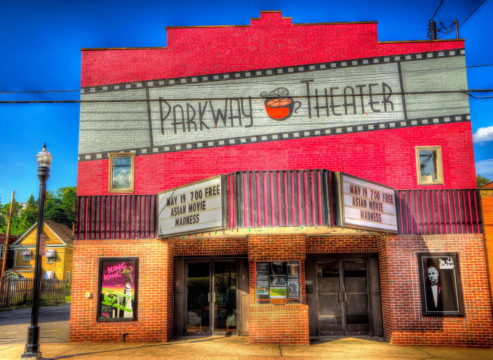 Parkway movie theaters