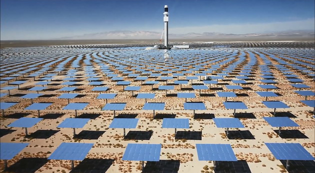 What is Solar Thermal Energy? - solar thermal energy