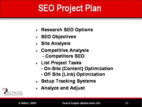 seo project 9 Brilliant Ways To Advertise Seo