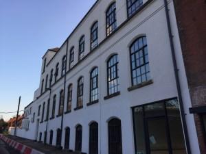 External Render Nottingham