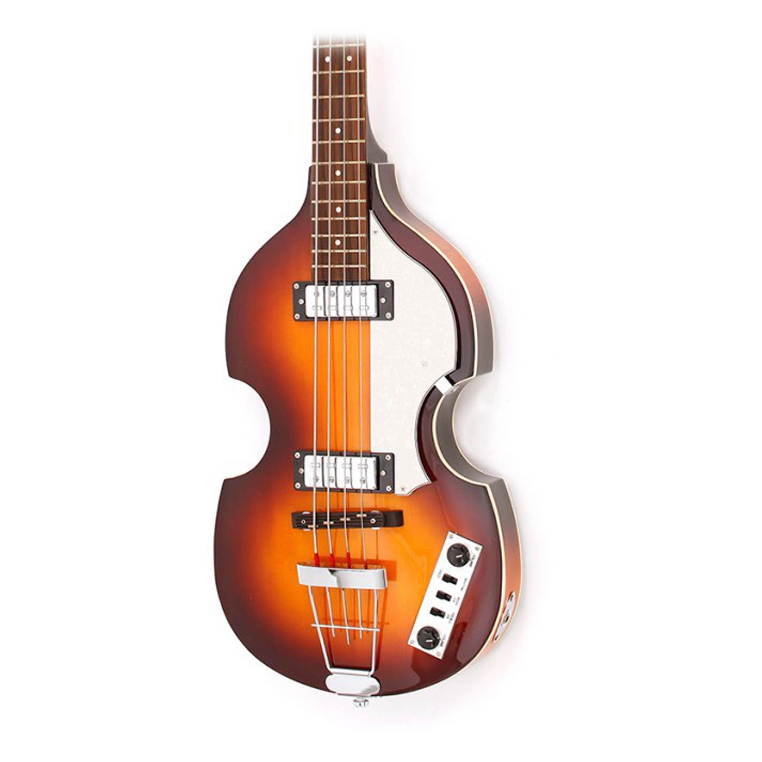 Hofner Ignition Series Vintage Violin Bass Sunburst Auto Wiring Diagram