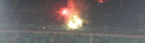 AC Milan ./. Werder Bremen, Uefa-Cup, 26.02.2009