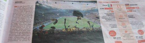 Gazzetta dello Sport, 16.03.2013