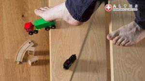National Safe At Home Week Staircase And Floor Safety Tips