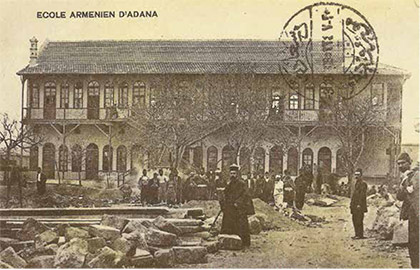 Adana Ermeni Mektebi