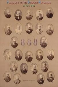 Sekiz saatlik işgünü hareketinin öncüleri, 21 Nisan 1856.