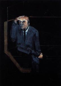 Francis Bacon - Otoportre