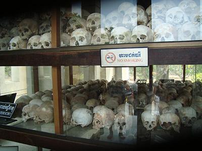 Soykırım Anıtı, Kamboçya