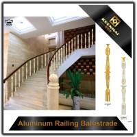 Aluminum Stair Railings Interior. casting aluminum ...