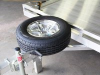 Spare Tire Rack For Enclosed Trailers | 2018 Dodge Reviews