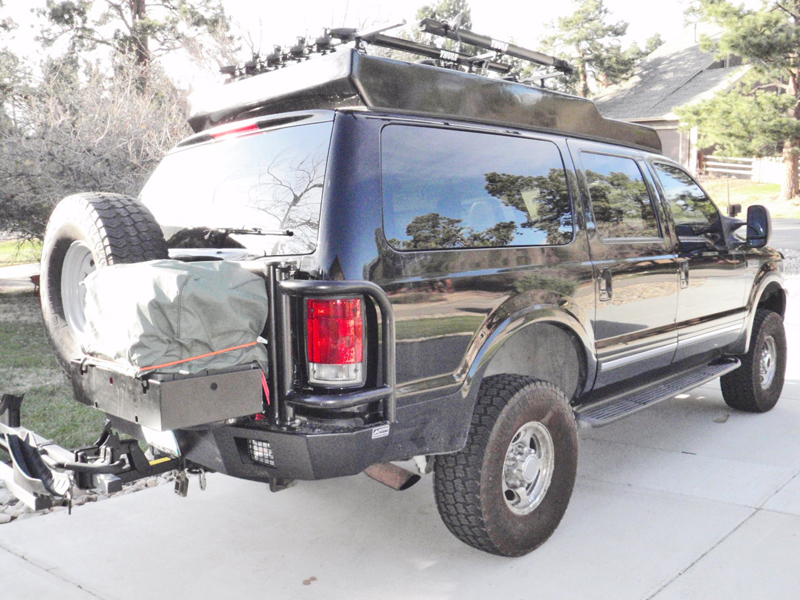 Ford Excursion Roof Rack Lovequilts