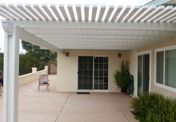 Aluminum Patio Covers Ramona Ca Patio Enclosures