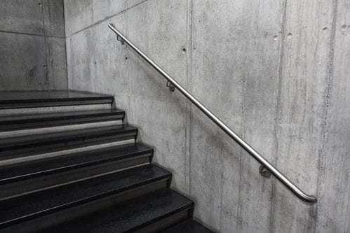 Aluminum Vs Steel Handrails Aluminum Handrail Direct