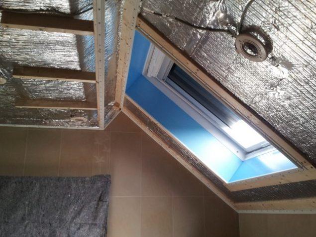 Isolation d\u0027une salle de bain - Aluthermo