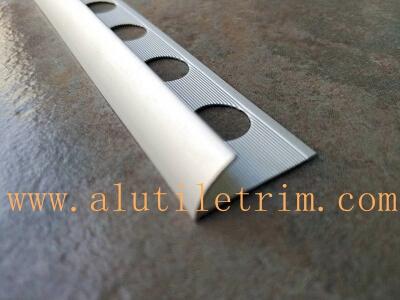 Aluminum Bullnose Tile Edge Trim Tile Trim Provider