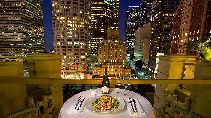 Los Angeles Hotels With The Best Views Aluxcom