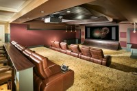 Basement Home Theater Design Ideas for Your Modern Home