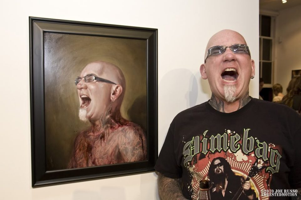 15 Highest Paid Tattoo Artists in the World   #13. Bob Tyrrell ($150 per hour)