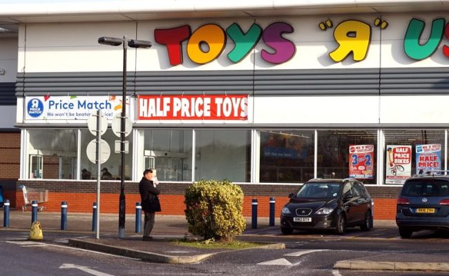 Toys R Us Announces Closure Of All Uk Locations Alvexo News