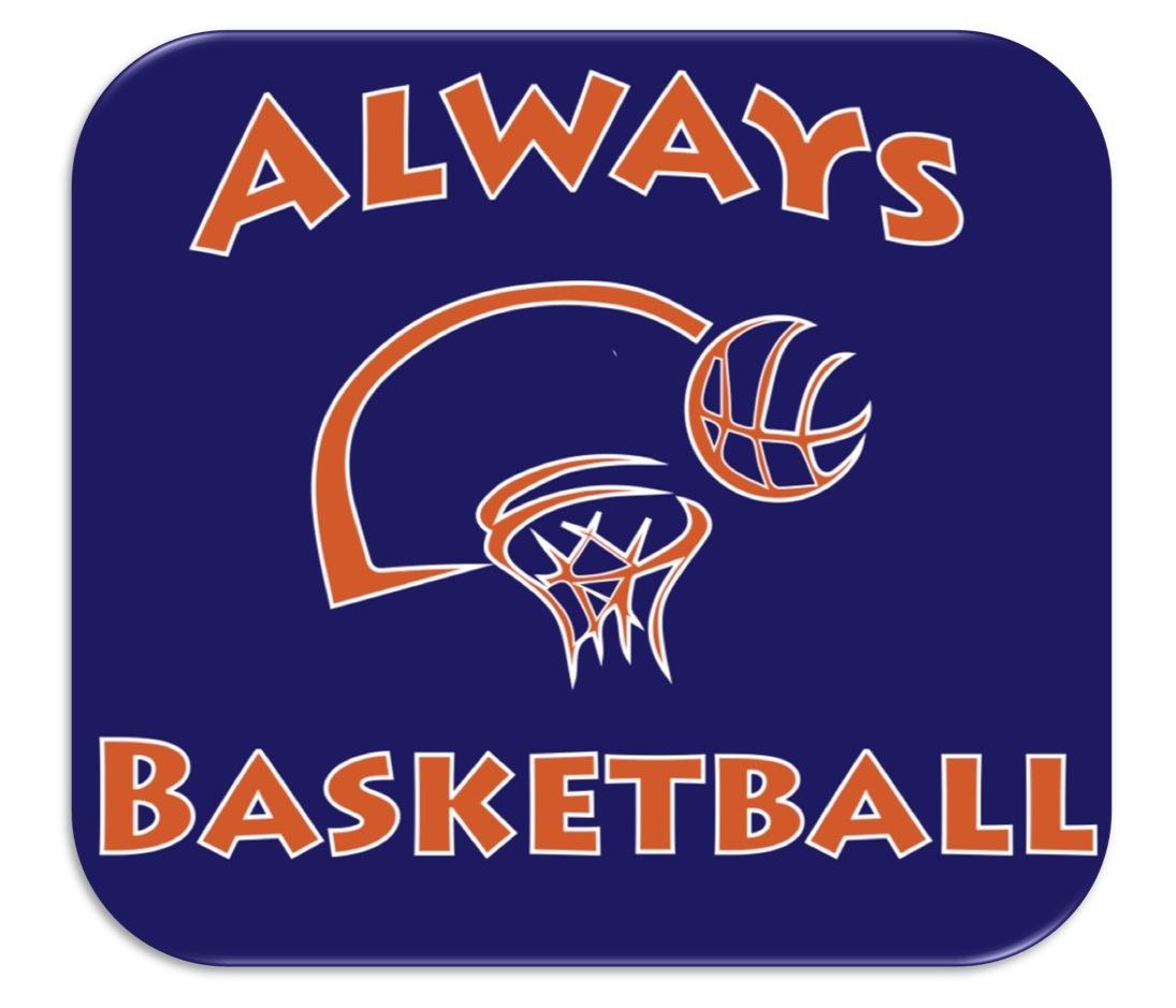 AB round logo