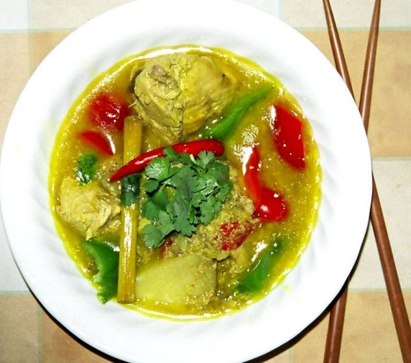 Thai Classic Yellow Curry