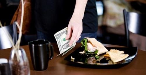 Tipping is very common across the world
