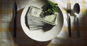 Super expensive meals