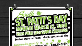 2008 St. Patrick's Day