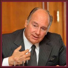 His Highness the Aga Khan Interview