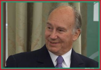 Aga Khan Synergos Interview - Canada 2012