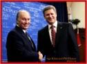 Aga Khan and Prime Minister Harper