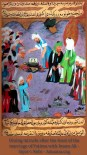 Dining miracle after the feast of the marriage of Fatima with Imam Ali - Siyer-i Nebi - Amaana.org