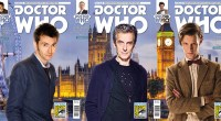 Titan Comics has revealed their exclusives for this years San Diego Comic-Con. First up, there will be an exclusive SDCC Triptych comprised of the covers for Tenth Doctor #14, Eleventh […]
