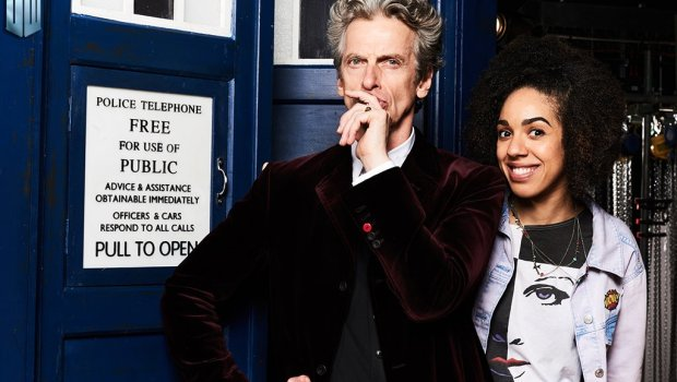 Pearl Mackie as Bill. We really don't know much about her character yet, but the video introducing her is pretty fab. Watch it below! Introducing… The #NewCompanion!!!#DoctorWho https://t.co/rkuSXbGbZb — Doctor Who Official […]