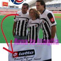 Juventus o Udinese? No, Costa Rica! Maglia speciale per l'amichevole contro l'Argentina