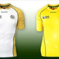Rugby, Mondiali 2011: l'Australia giocherà con la seconda maglia bianca e gialla in Nuova Zelanda