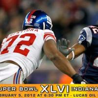 Football, Super Bowl: Patriots in blu e Giants in maglia bianca. E' proprio super sequel del 2008