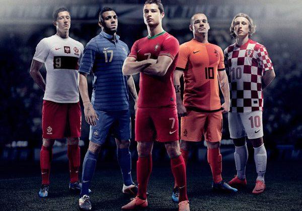 Euro 2012: Nike lancia Home Kit <em>eco-friendly</em>
