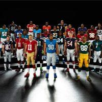 Football, ecco le uniformi Nike per i team Nfl
