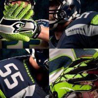 Seahawks, dietro le quinte del makeover Nike