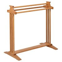 Amana Mission Quilt Rack - Amana Furniture & Clock Shop