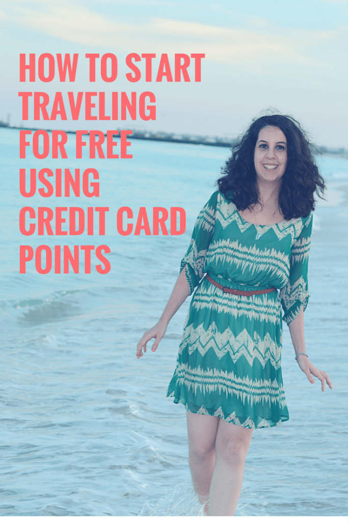如何开始TravelForfulingCredit Cardpoints