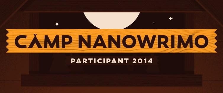 Camp NaNoWriMo 2014 participant